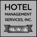 hotel management services infographic